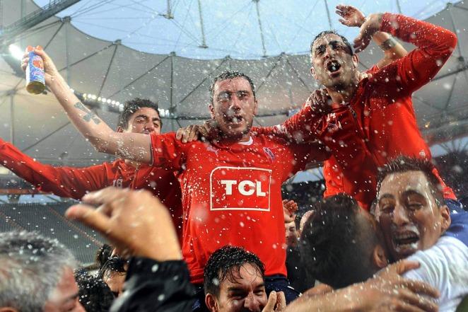 Independiente venció a Huracán y es de Primera
