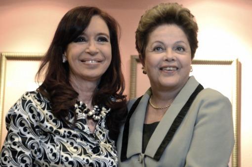 Cristina y Dilma acordaron un encuentro en la reunión del G20 en Australia