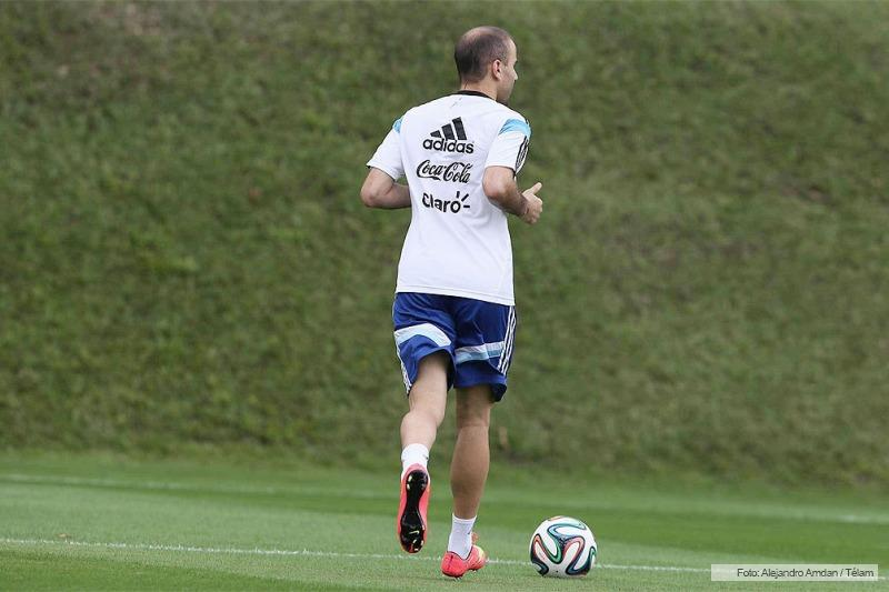 Palacio back to train but should not be ready