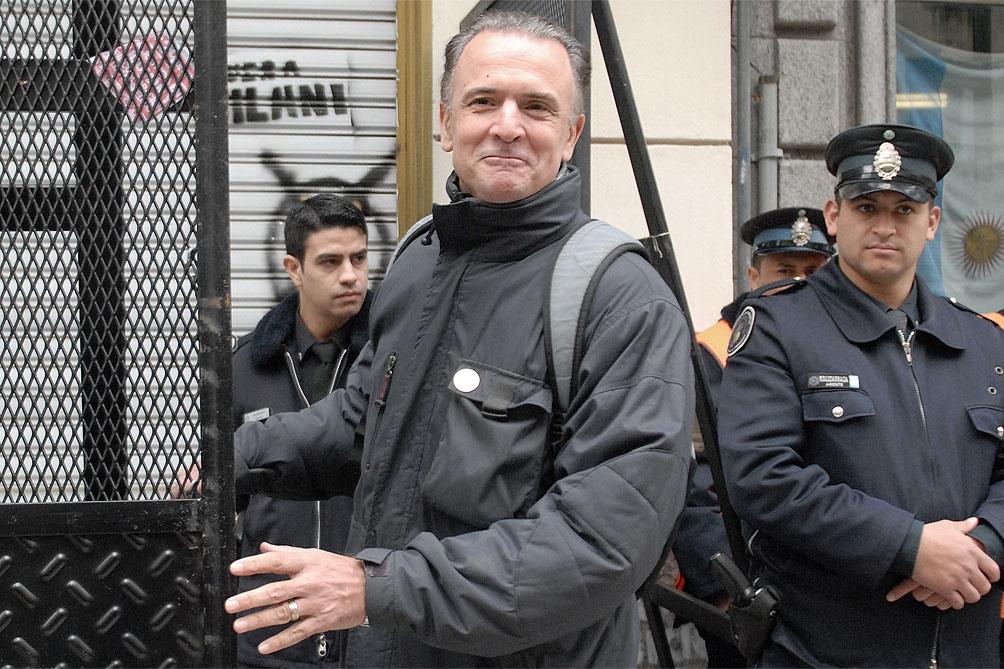 Bonadio se puso a disposición del juez de Dolores — Caso D`Alessio
