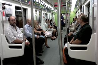 La estación Congreso de la Línea A del subte llevará el nombre de Raúl Alfonsín