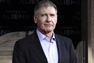 Harrison Ford, duro contra el gobierno de Trump en la Cumbre del Clima