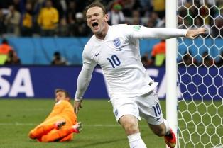 Rooney disputa su último partido con Inglaterra en amistoso ante Estados Unidos