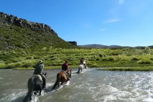 San Rafael ofrece naturaleza y aventura para las vacaciones de invierno
