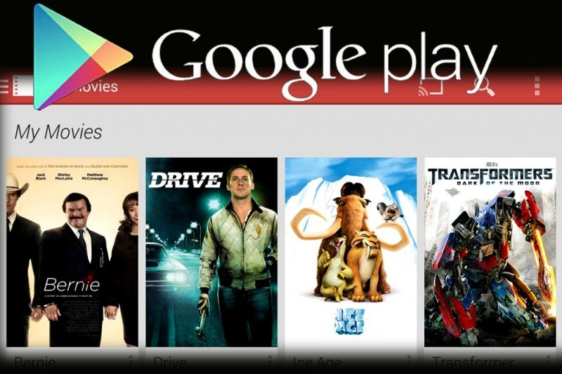 Download purchased movies to computer - Google