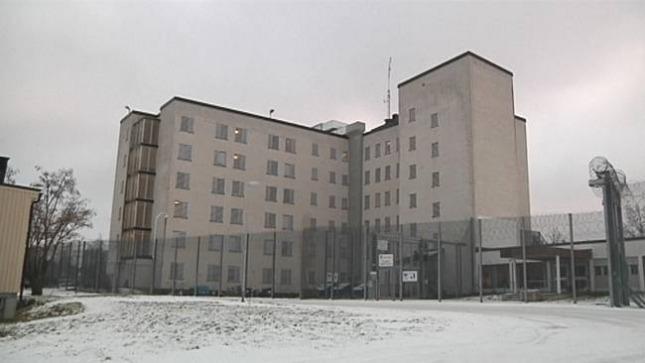La prisión de Västervik Nora