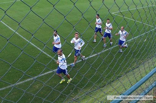 La Selección volvió al ruedo y Agüero hizo fútbol