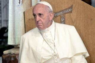 El Papa se reunió con víctimas de abusos cometidos por curas