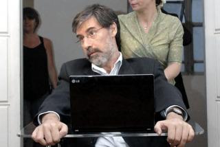 """""""La vida no es una obligación sino un derecho�, dijo Jorge Rivas"""