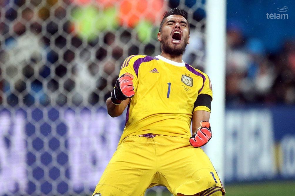 Histórico: Argentina finalista