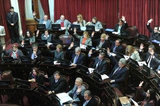 El Senado aprobó el proyecto que busca proteger los activos de los bancos centrales extranjeros