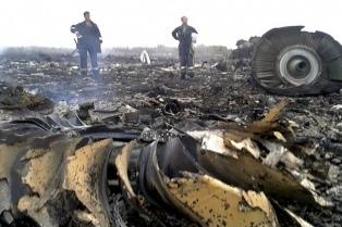 Holanda y Australia culpan formalmente a Rusia del derribo de un avión en Ucrania