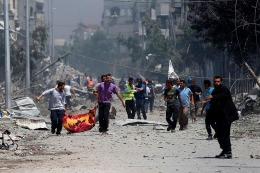 El Ejército israelí confirmó la desaparición en combate de uno de sus soldados en la Franja de Gaza