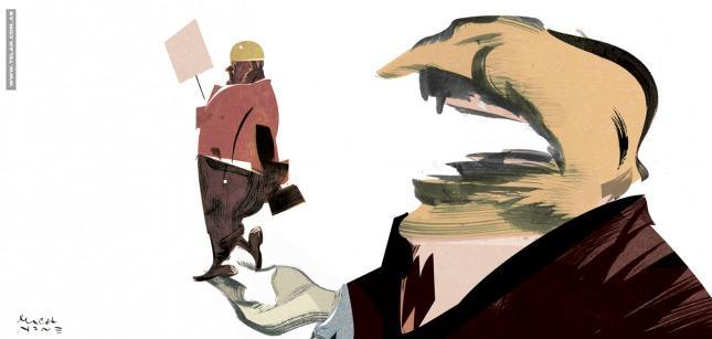 Hay mayor conflictividad laboral? - Télam - Agencia Nacional de Noticias