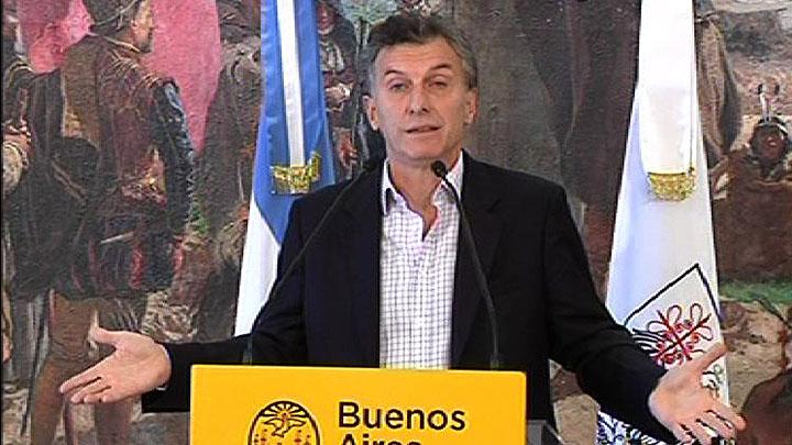 """Macri dijo se enteró """"por los diarios"""" del impuesto Netflix"""