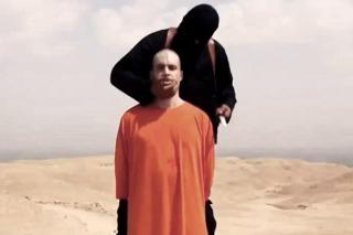 El Papa llamó a la familia del periodista decapitado por yihadistas