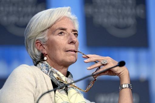 La directora del FMI, imputada por la Justicia francesa por un caso de corrupción en la era Sarkozy