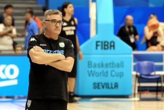 """La confianza de Lamas: """"El equipo está mejor que cuando llegó a Sevilla"""""""