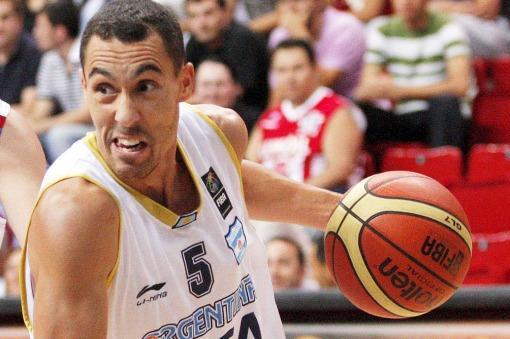 Prigioni selección de básquet españa 2014