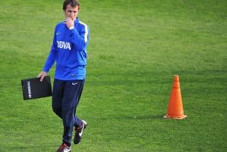 Arruabarrena le dará una oportunidad a Ledesma en la Copa Sudamericana