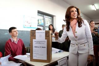 Votó el 60% del padrón en los comicios municipales de Santiago del Estero