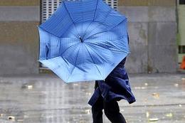 Alerta por tormentas fuertes y vientos del sur en la ciudad de Buenos Aires