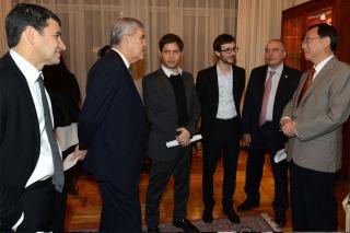 De Vido y Kicillof mantuvieron nuevas reuniones en China para incrementar la cooperación bilateral