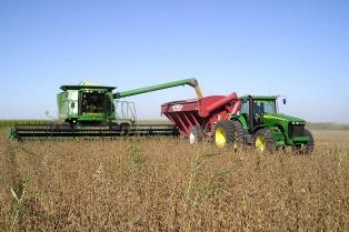 El USDA mantuvo las perspectivas de cosecha en la Argentina