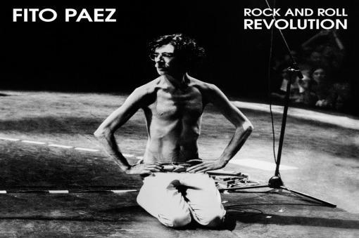 Fito Paez retoma el sonido rockero en Rock and Roll Revolution