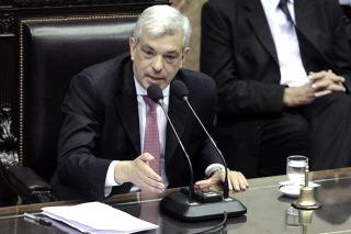 """Domínguez calificó de """"centrales"""" los temas que se trataron en el Congreso"""