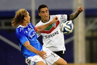 Vélez y Atlético Rafaela igualaron sin goles en el José Amalfitani
