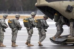 Washington confirmó el envío de tropas adicionales a Afganistán