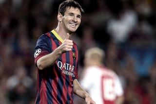Messi aportó su cuota goleadora pero el Barça pierde en París