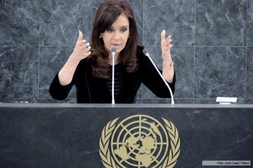 NUEVA YORK  La Presidenta participa de la 70 Asamblea General de Naciones Unidas