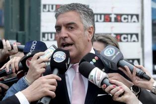 """Gregorio Dalbón: """"La foto de Cristina Kirchner en Tribunales es el inicio de la campaña de Cambiemos"""""""