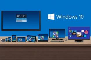 El lunes se iniciará la actualización de Windows 10