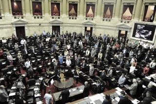 Diputados debatirá el 29 en el recinto el proyecto de la ley de Hidrocarburos