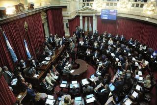 El Senado prevé convertir en ley el proyecto de Presupuesto 2015