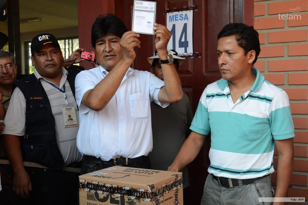 Evo Morales, irá por un nuevo mandato en Bolivia