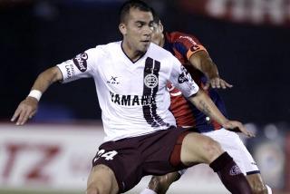 Lanús expone ante Cerro Porteño su corona de la Copa Sudamericana
