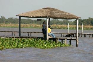 El río Pilcomayo mantiene en alerta a las comunidades del oeste formoseño