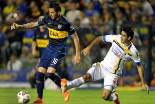 Boca busca dar vuelta la historia ante Capiatá, por la Sudamericana