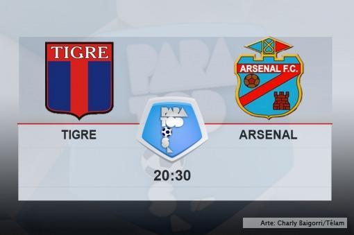 Tigrester United y Arsenalona cierran la 12° fecha