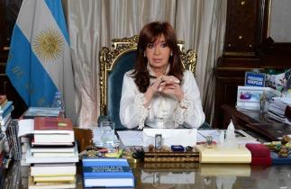 Cristina anunció el envío al Congreso del nuevo Código de Procedimiento Penal