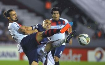 Cerro Porteño sacó un empate, de visitante, ante Lanús y pasó de ronda