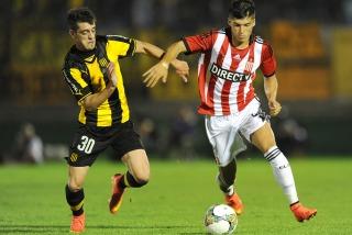 Sudamericana: Estudiantes le ganó por penales a Peñarol y avanzó a cuartos