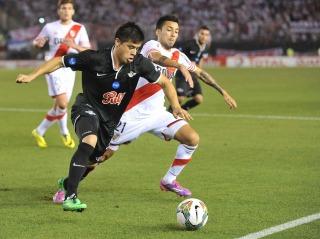 River venció a Libertad y se clasificó a cuartos en la Copa Sudamericana