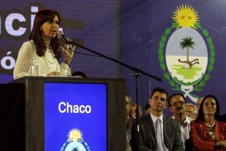 """Cristina pidió """"dejar las diferencias para las urnas y laburar por el país�"""