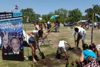 Recordaron a Néstor Kirchner con jornadas solidarias en todo el país