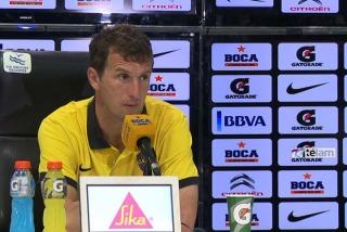 """Arruabarrena: """"Estoy Feliz pero el partido importante es el del miércoles"""""""